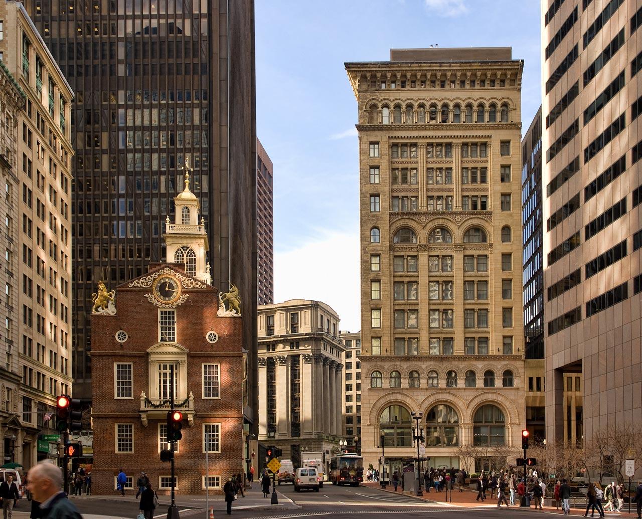 Ames Boston Hotel